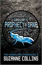 Gregor and the Prophecy of Bane (The Underland Chronicles), New, Collins, Suzann