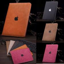 Etui Housse Coque Luxe PU Cuir Texture Flip Smart Support Tablette Cover Case