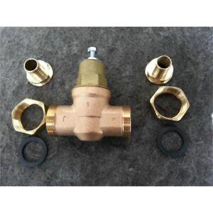 """Cash ACME 23942-0045 Bronze Pressure Reducing Valve 1"""""""