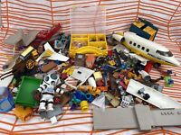 Large Bundle Of Playmobil Parts, Accessories, House Clearance Playmobil Lot 3