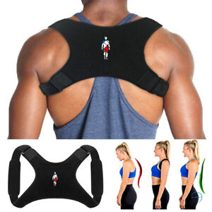 Rückenhalter S-Sport Rückenbandage Geradehalter Haltungskorrektor Stabilisator
