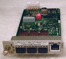 MRV EM316EFRMAHSH Fiber media converter SFP redundant overnite ship available