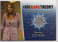 Big Bang Theory Season 5 Costume Card M29 Penny