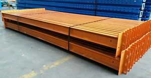 GENUINE DEXION PALLET RACKING BEAMS