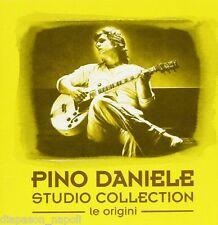 Pino Daniele:  Studio Collection, Le Origini - Box 2 CD