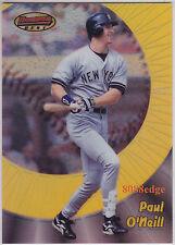 1998 BOWMAN'S BEST REFRACTOR #55: PAUL O'NEILL #206/400 YANKEES 5 TIMES ALL-STAR