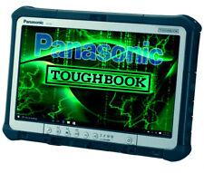 """Panasonic Toughbook CF-D1 MK2 Tablett RS232  ODB 1,1Ghz 2GB 250GB 13"""" Wind 10pro"""