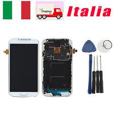 Per Samsung Galaxy S4 LCD Schermo Display Touch Screen Digitizer &i9505 i9500