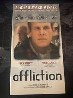 Affliction (VHS, 1999)