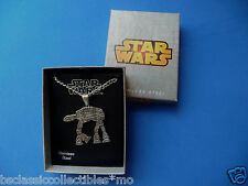 Star Wars Necklace AT-AT Walker Pendant - Star Wars Jewelry/Accessories NEW!!