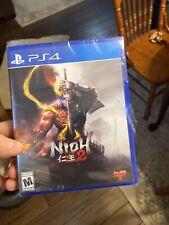 Nioh 2 (Sony PlayStation 4 / PS4) Brand New & Sealed