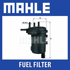 Mahle Fuel Filter Assembly KL633D (fits Nissan Renault Clio)