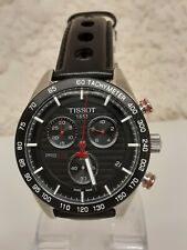 Tissot T-Sport T100.417.16.051.01 Leather Strap Men's Watch No Box