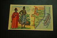 Vintage Cigarettes Card. British East Africa (NYASSALAND). WORLD'S REGIONS