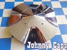 JESSE JAMES WEST COAST CHOPPERS Wheels [47] Chrome Center Caps # TM-21 Cap (1)