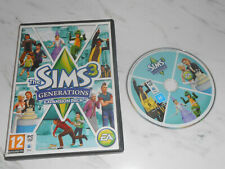 The Sims 3: Generations (PC: Mac/ Windows, 2011) Expansion Pack ** FAST DISPATCH