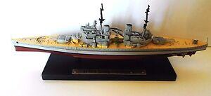 LEGGENDARIE NAVI DA GUERRA HMS KING GEORGE V - 7 134 128 ATLAS COLLECTIONS