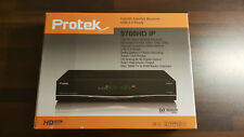 Protek 9760 HD IP HDTV-Satellitenreceiver, OVP