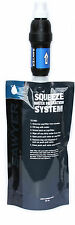 Sawyer SP131 Squeeze Filter System With 3 pouches:2 x 2ltr, + 0.5ltr
