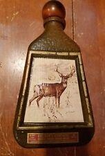 Vintage Jim Beam Choice Empty Deer Bottle Decanter James Lockhart Collection