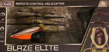 Blaze Elite Remote Control Helicopter Elite Edition W/Landing Zone Ships In Box!