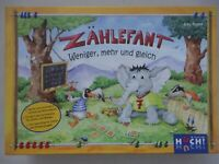 🌺🌺 Zählefant - Weniger, mehr und gleich  🌺🌺 Spiel mit Zahlen von 1-10 v.2010