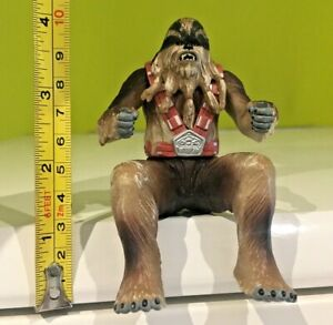 Star Wars Wookiee Flyer Warrior  Figure Hasbro 2005