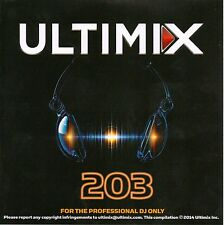 Ultimix 203 LP Shakira John Legend Jason Derulo Karmin Zedd Disclosure Sam Smith