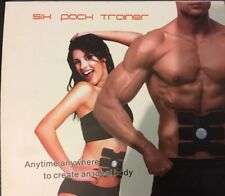 New In Box Body Fit Six Pack Trainer Training Gear For Toned Buff Muscle Body