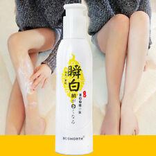 180g Skin Instant Bleaching Cream for Dark Skin Snow Whitening Cream Body Lotion