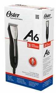 Oster Golden A6 Heavy Duty Slim Comfort 3 Speed Professional Clipper 078006-000
