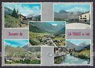 VALLE D'AOSTA LA THUILE 26 SOUVENIR - VEDUTINE Cartolina viaggiata 1967
