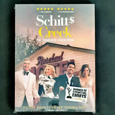 Schitt's Creek Complete Collection (DVD, 2020,15-Disc) New & Sealed US Region 1