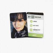 [GOT7] Never Ever Album Official Photocard/ Making ver. - YUGYEOM