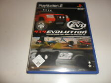 PLAYSTATION 2 PS 2 4x4 EVOLUTION