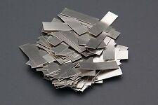 100x 27mm Pure Nickel Battery tabs for welding/soldering Heavy Duty DIY 18650