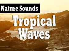 Nature Sounds Tropical Waves Relaxation Audio CD