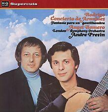 LSO/PREVIN/ROMERO - Rodrigo/Concierto di Aranjuez/Fantasia. New LP + sealed