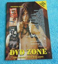 DVD Zone The Region Free Magazine Premier Issue