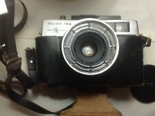 Vintage Ricoh 126 C Automatic Camera W/ Case