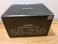 Fujifilm XC 50-230mm f/4.5-6.7 OIS II Zoom Lens Silver Fujinon NEW