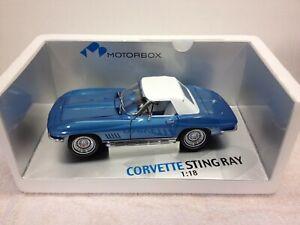 Exoto/Motorbox Chevrolet Corvette 1:18 OVP
