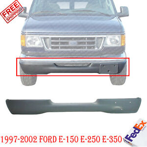 Front Bumper Lower Valance Textured For 1997-2002 Ford Econoline E-150 E-250 350