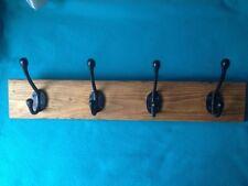 antique pine wood coat hooks