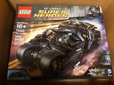 Lego Super Heroes Batman The Tumbler Bat Mobile Dark Knight 76023 Dead Stock