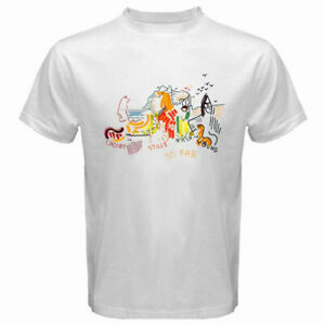 Crosby, Stills,Nash&Young So Far Men's White T-Shirt Size S-3XL Free Ship
