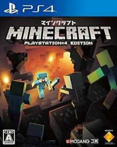 [PS4] Minecraft: PlayStation 4 Edition From Japan