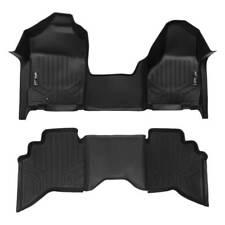 Maxliner 02-08 Dodge Ram 1500 Ram 03-09 2500 3500 Quad Cab Floor Mats 1pc Black