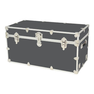 Rhino Storage Trunk BLOW OUT SALE 36x18x18 for Camp, College & Dorm. USA Made