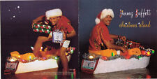 Jimmy Buffett Christmas Island CD Mele Kalikimaka Ho ho & Bottle of Rhum Alabama